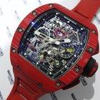 Richard Mille Felipe Massa Red Quartz - RM011 FQ -  Limited 50...