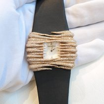 Audemars Piguet Givrine Mother of Pearl Diamond Dial Rose Gold...