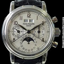 Patek Philippe 5004p first 5004 Ever Made Platinum Split-secon...