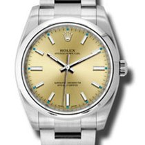 Rolex Watches: 114200 Oyster Perpetual No-Date 34mm