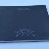 Panerai Katalog Catalogue 2005 Mit Preisliste Rar
