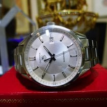 TAG Heuer Carrera  Calibre 5 Automatic Wv211a-0 Stainless...