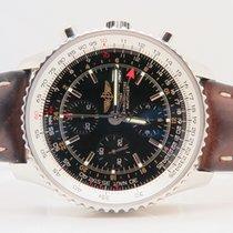 Breitling Navitimer World GMT 46mm Ref. A24322