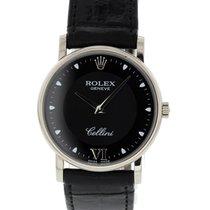 Rolex Cellini Classic 18k White Gold 5115