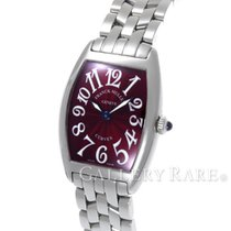 Franck Muller Curvex Quartz 25MM Stainless Steel Ladies Watch