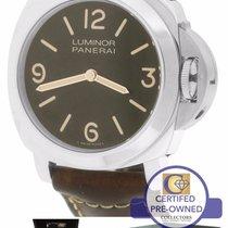 Panerai PAM 390 N Luminor Base Brown Boutique Edition 44mm Watch