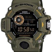 Casio Master of G - G-Shock Mens Rangeman Watch - Triple...