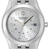 Victorinox Swiss Army Alliance Dual Fin Steel Mens Watch...