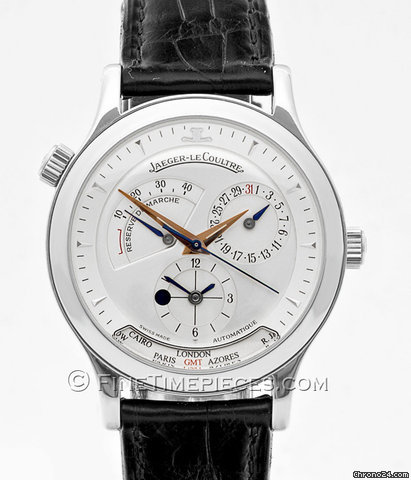 Jaeger-LeCoultre Master Geographic - 142 . 8 . 92