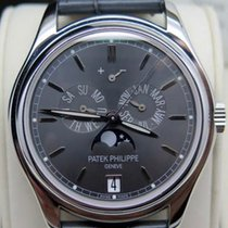 Patek Philippe 5146P-001 Annual Calendar Moonfhase Power