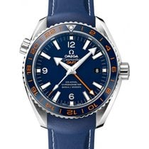 Omega 232.32.44.22.03.001 Planet Ocean 600M Co-Axial GMT...