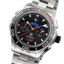 TAG Heuer Aquaracer Countdown Chronograph Automatik USA...