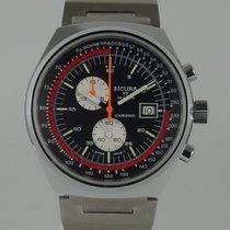 Breitling NEW Sicura (Breitling) Chronograph (year 1979)...