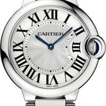 Cartier Ballon Bleu Stainless Steel Quartz 36mm W69011Z4