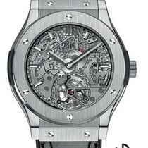 Hublot Classic Fusion Tourbillon Chrono Skeleton