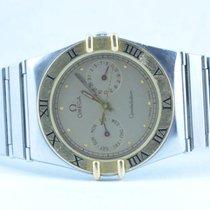 Omega Constellation Professional Herren Uhr Quartz 34mm...