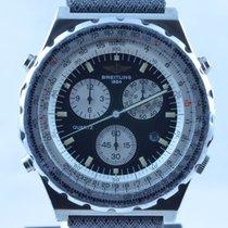 Breitling Jupiter Pilot Quartz Herren Uhr 43mm Navitimer...
