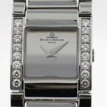 "Baume & Mercier ""Catwalk Diamonds"" steel"