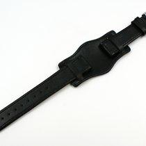 Heuer Original Lederband Bundeswehr Chronograph  SG 1550 Flyback