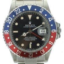 Rolex GMT plastica ref. 16750 NO DATE art. Rg1181