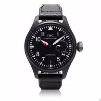 IWC Big Pilot's Watch TOP GUN IW501901 Ceramic 48mm Black...