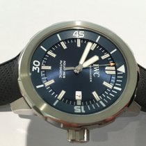 IWC AQUATIMER AUTOMATIC EDITION «EXPEDITION JACQUES-YVES COUSTEA