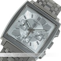 TAG Heuer Monaco Chronographe Stahl CW2112