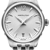 Hamilton Jazzmaster Lady Quarz Damenuhr H42211155