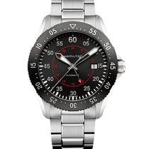 Hamilton Khaki Aviation Pilot GMT