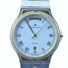 Maurice Lacroix Herren Uhr Stahl/gold Vergoldet Les Classiques...