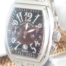 Franck Muller King Conquistador chronograph