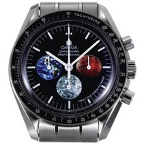 Omega Speedmaster Moonwatch from the Moon to Mars