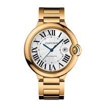 Cartier Ballon Bleu Automatic Mens Watch Ref W69005Z2