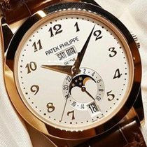 Patek Philippe 5396R-012 Complications 38.5mm Silver Opaline...