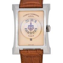 Cuervo y Sobrinos Esplendidos 1882 Watch – 2412.1C82