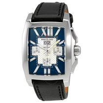 Breitling Flying B Blue Dial Chronograph Men's Watch