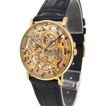 Audemars Piguet 18K Gold Skeletonised Automatic Wristwatch