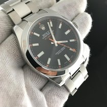 Rolex Milgauss 116400 MINT with Complete Set 'V'...