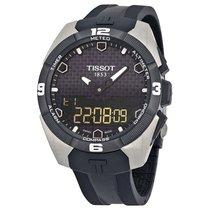 Tissot T-Touch Expert Solar Black Rubber Mens Watch T091420470...