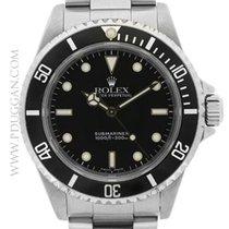Rolex stainless steel Submariner No Date