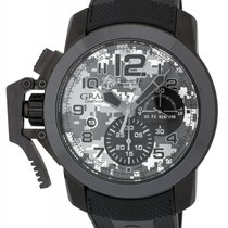 Graham Chronofighter Oversize Navy Seal LE Chronograph Men's...