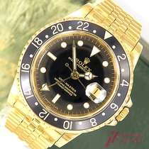 """勞力士 (Rolex) """"GMT-Master"""" v. 1984 Ref. 16758 - LC 100..."""