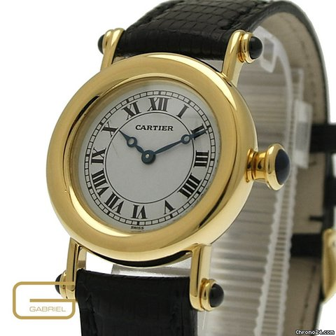 Cartier Diabolo 18K.Gold