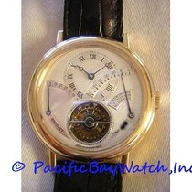 Breguet Grande Complications Tourbillon Power Reserve Thermome...