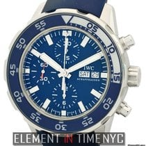 IWC Aquatimer Collection Aquatimer Chronograph Stainless Steel...