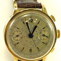 Rolex CHRONOGRAPH ANTIMAGNETIC TELEMETER 2508 YELLOW GOLD 1935...