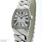 Cartier La Dona Lady Size Ref-WE601009 18k White Gold D...
