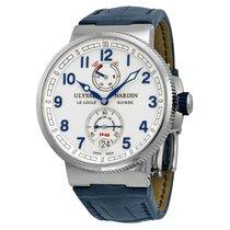 Ulysse Nardin Marine Automatic Chronometer White Dial Blue...