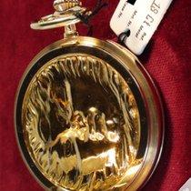 IWC Scarabaeus Fuchs Savonnette Yellow Gold - 5420