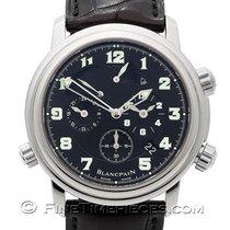 Blancpain Leman Reveil GMT 2041-1130M-53B